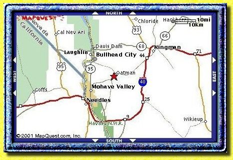 Mapquest Arizona.Directions And Weather In Oatman Arizona On Historic Route 66